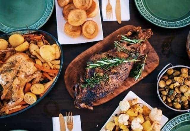وجبة مشوية تحميك من زيادة الوزن