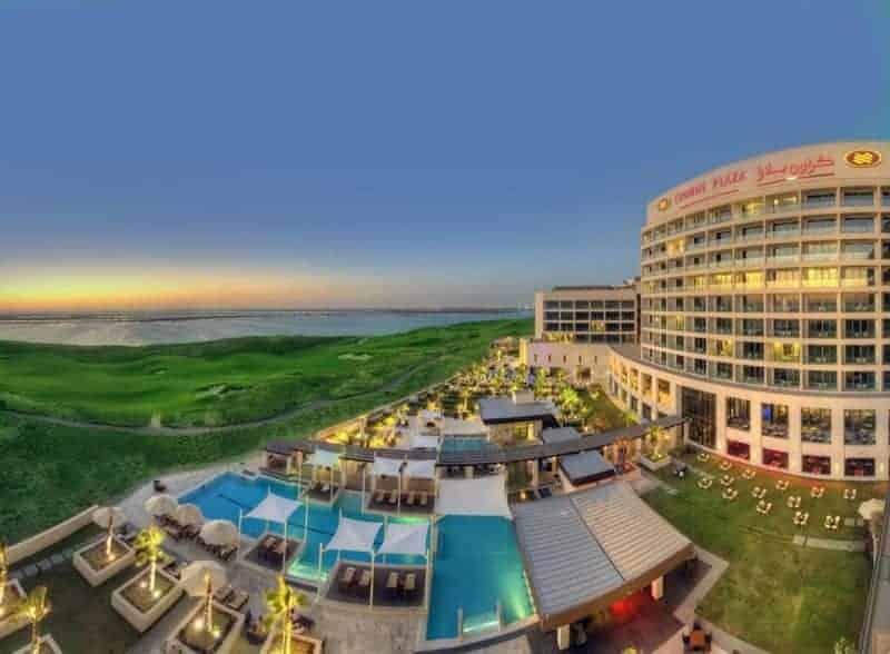 الفنادق في جزيرة ياس