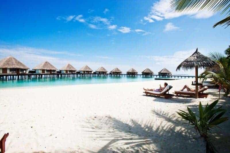 أدارن سيليكت ميدهوبارو جزر المالديف