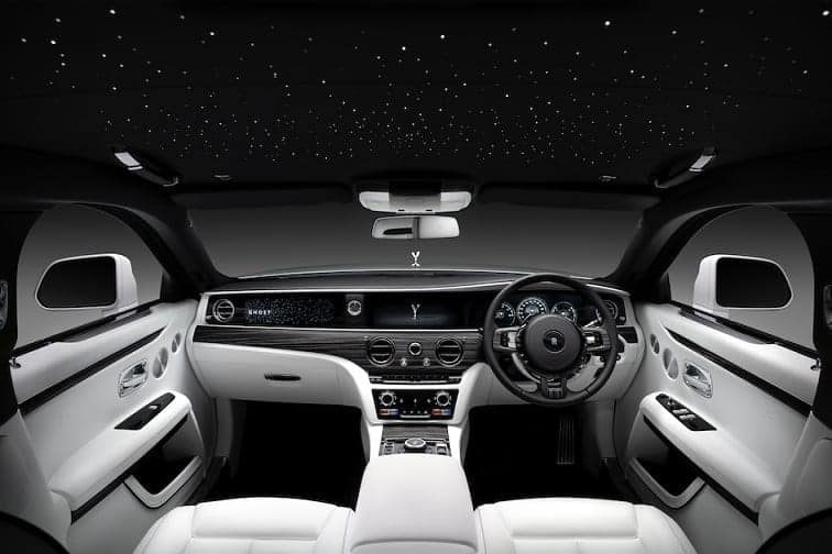 التصميم الداخلي للسيارة سيارة جوست