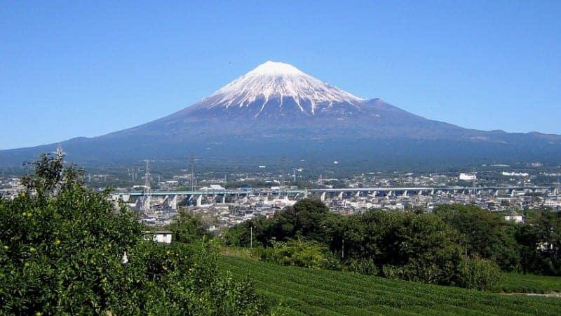 السياحة في فوجي