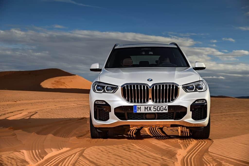 BMW طراز جديد