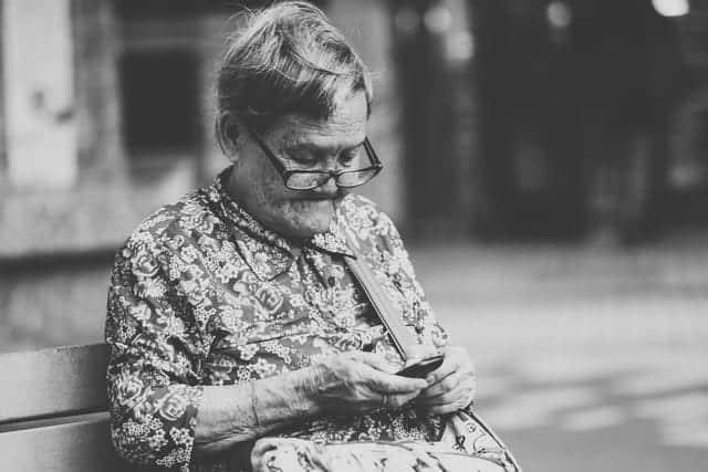 كبار السن معرضون لنقص حمض الفوليك