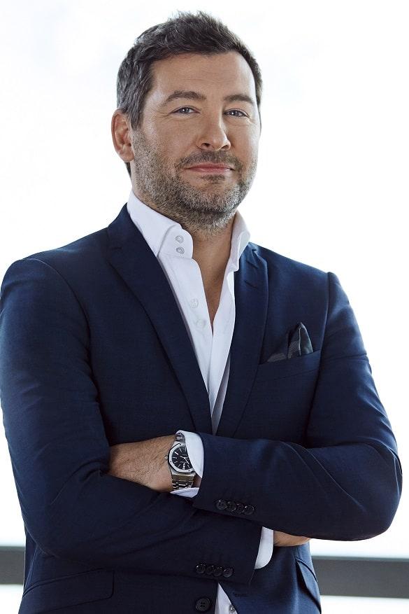 دوماغوج دوكيتش نائب الرئيس مجموعة BMW للتصميم