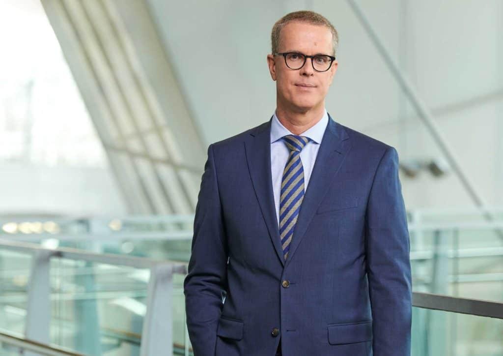 فرانك ويبير، عضو مجلس إدارة BMW AG