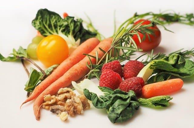 بعض الأطعمة المناسبة للتغذية الصحية