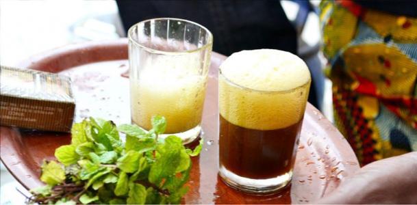 الشاي من المطبخ الموريتاني