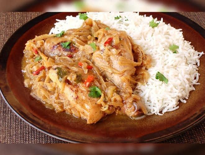أكل المطبخ الموريتاني
