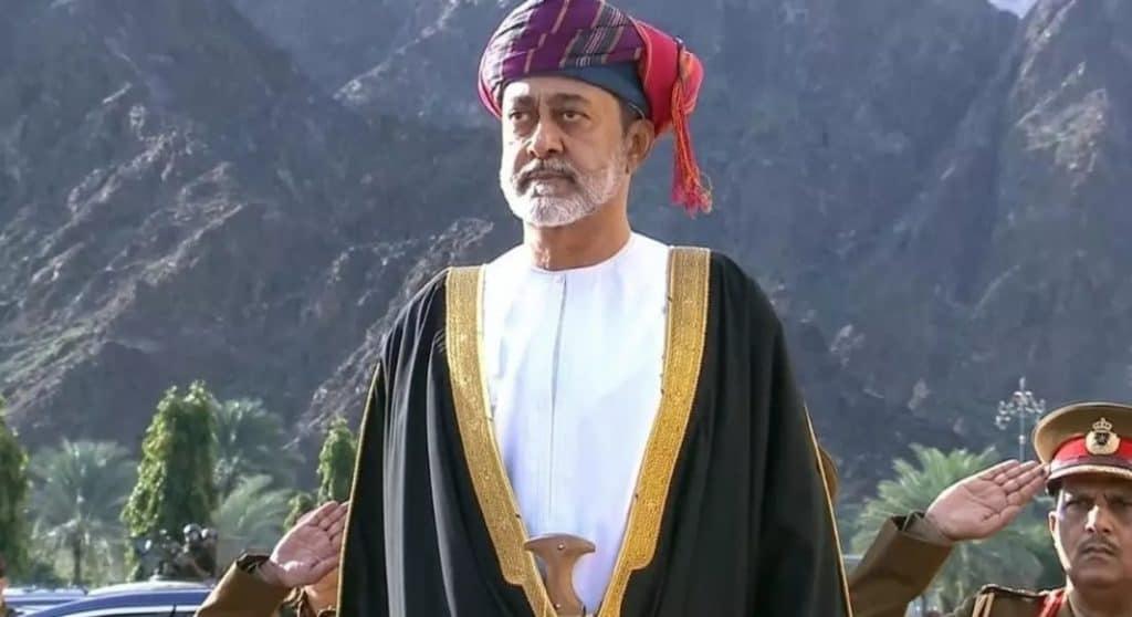 جلالة السلطان هيثم بن طارق حفظه الله و رعاه