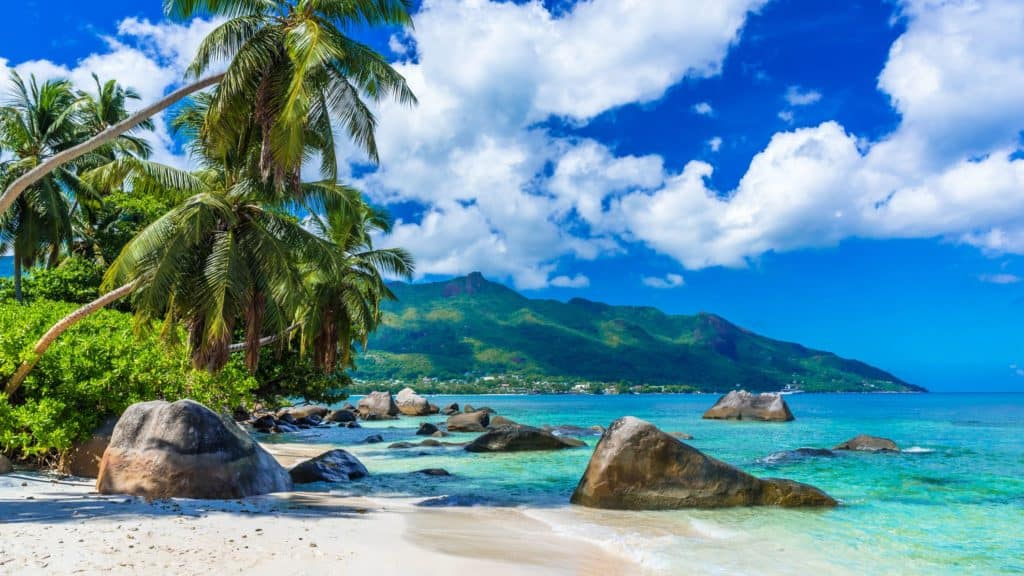 السياحة في جزر السيشل