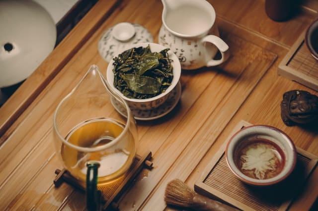 طريقة تحضير مشروب الشاي