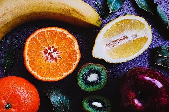أنواع الفاكهة والخضروات