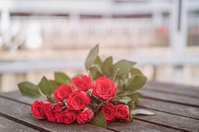 يحب رجل برج الحمل اهداء الورود لحبيبته