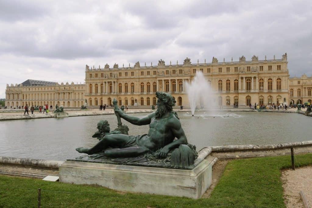 قصر فرساي في باريس