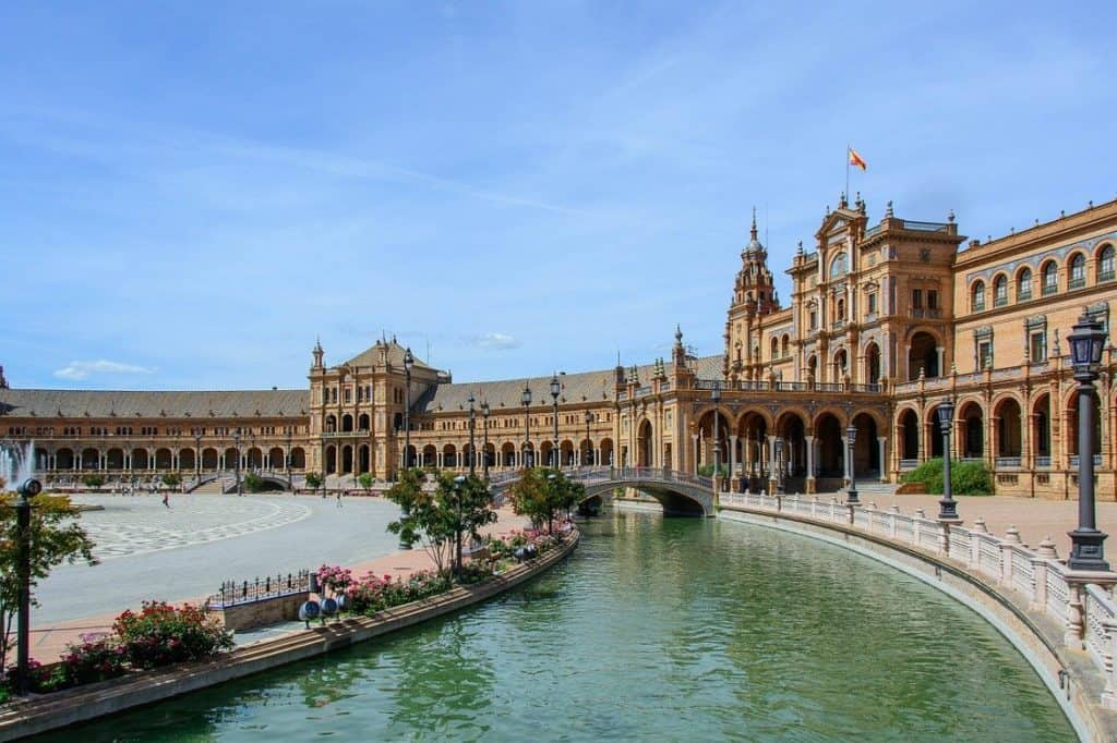 أماكن سياحية في اسبانيا - اشبيلية