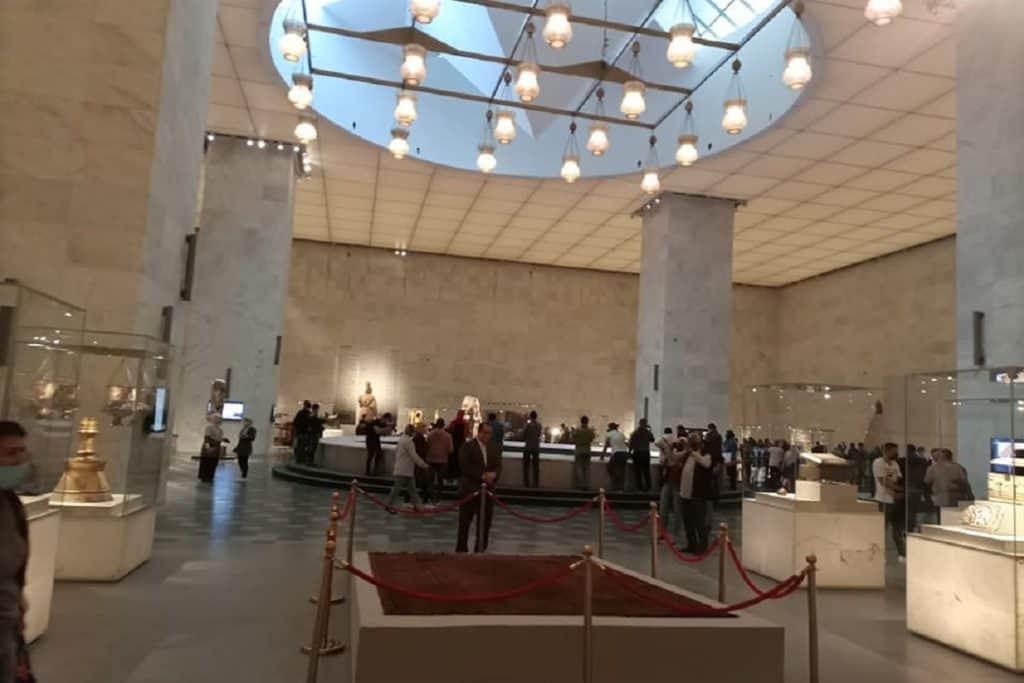 المتحف القومي للحضارة المصرية
