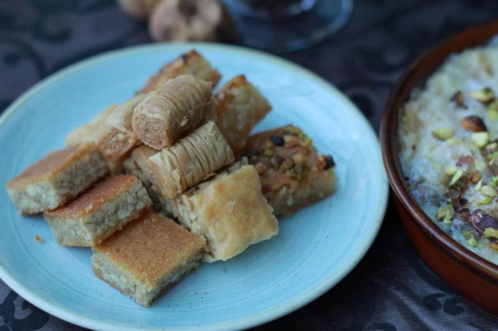 حلويات رمضان