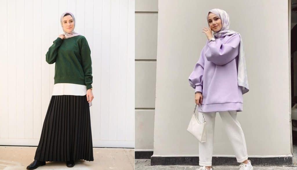 ملابس مناسبة كاجوال من دولاب مدونات الموضة