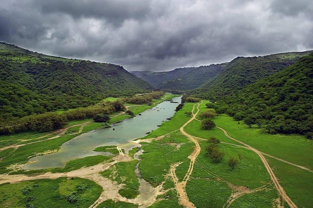 وادي دربات