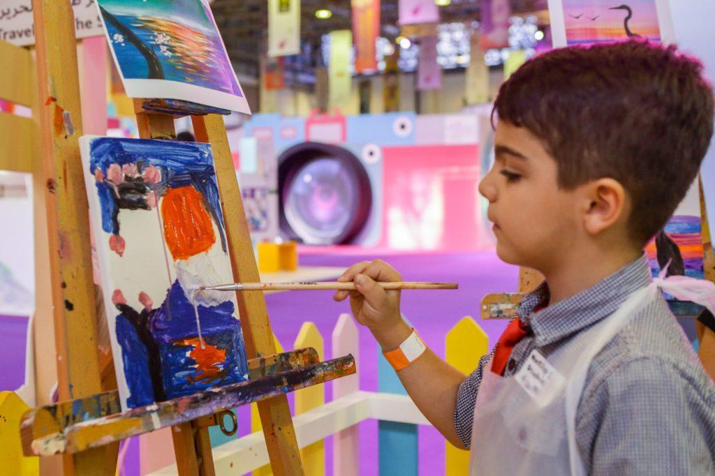 مهرجان الشارقة القرائي للطفل