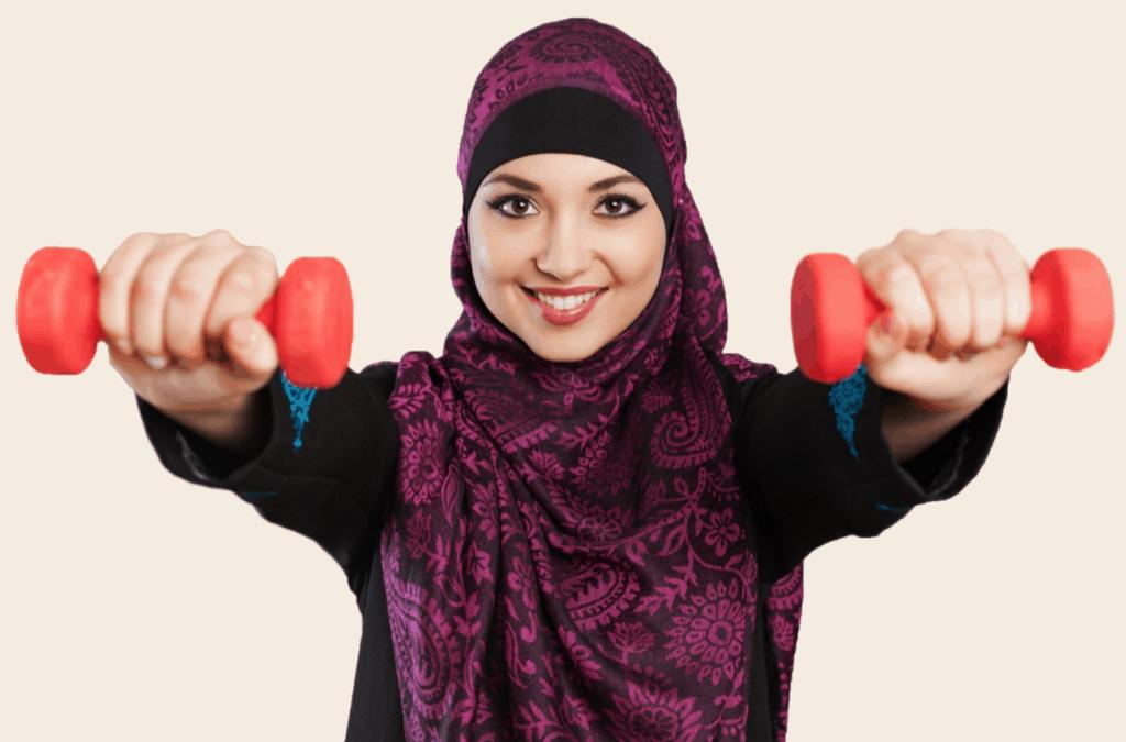 ممارسة الرياضة في رمضان