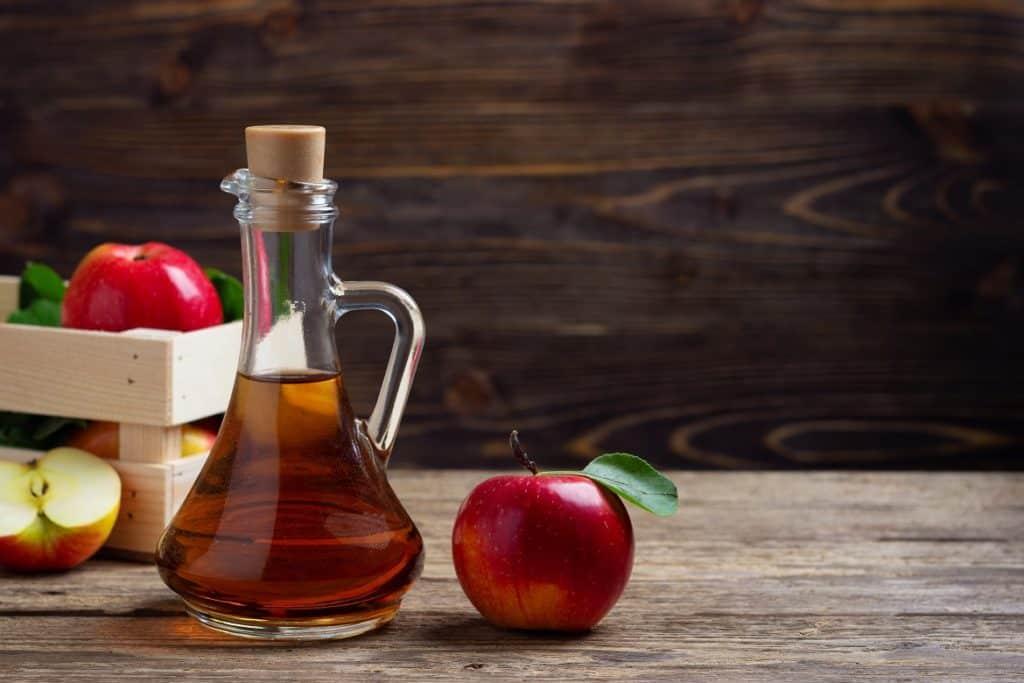 خل التفاح فعال في علاج عسر الهضم