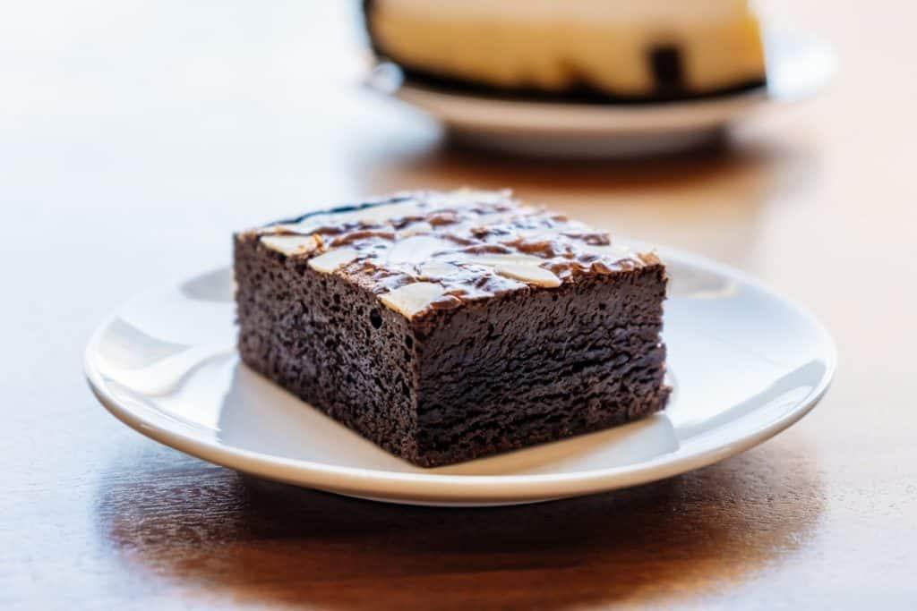 صورة لحلوى من الشوكولاته