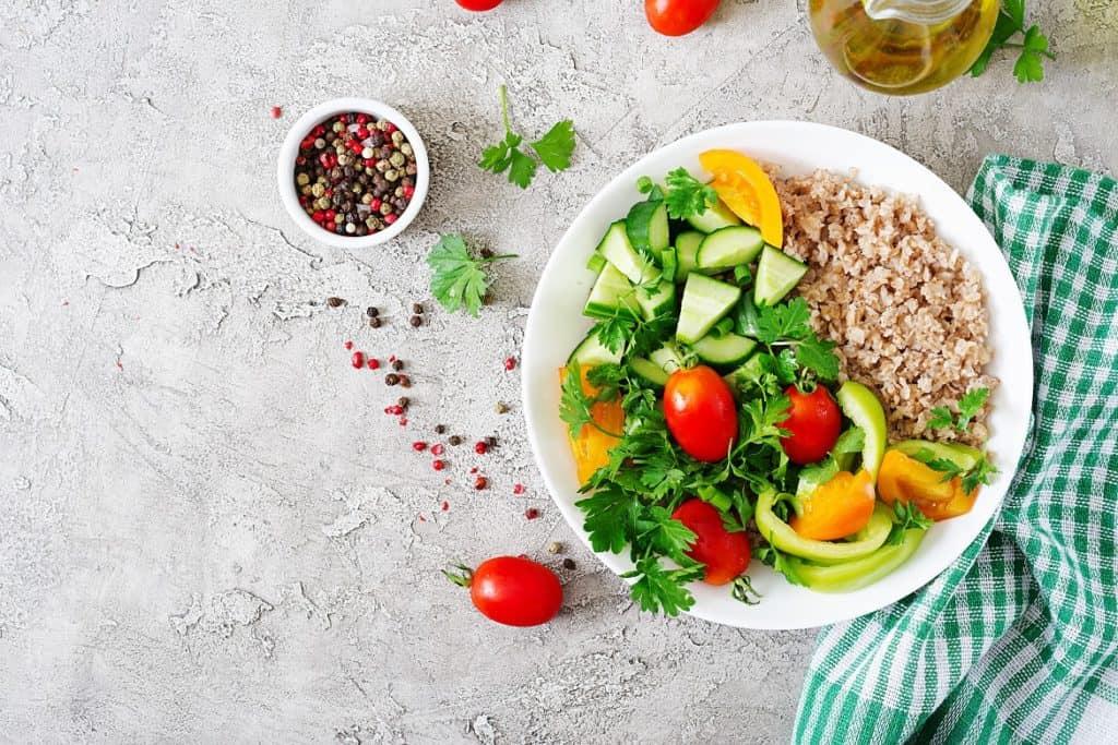 النظام النباتي الصارم قد يفتقر إلى بعض العناصر الغذائية