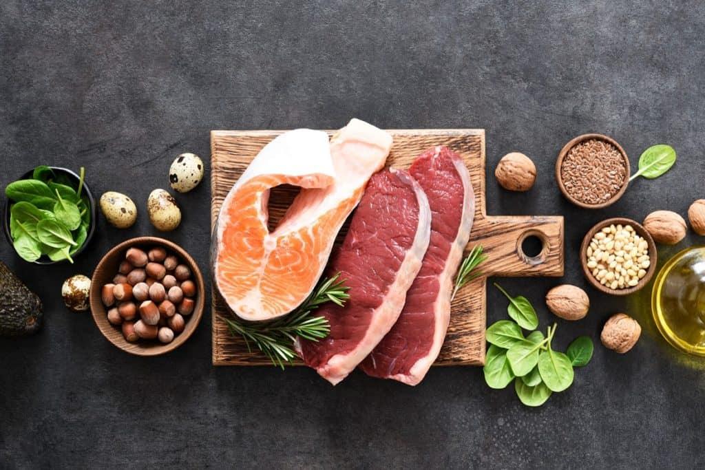 مصادر غذائية غنية بفيتامين ب