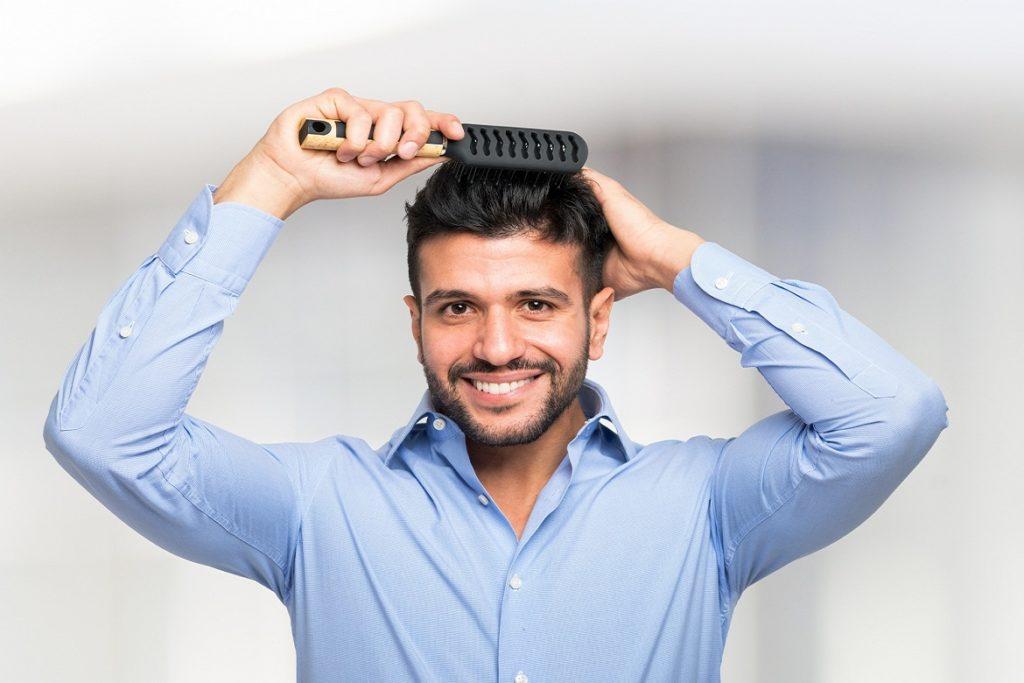 تساقط الشعر من أعراض نقص فيتامين د