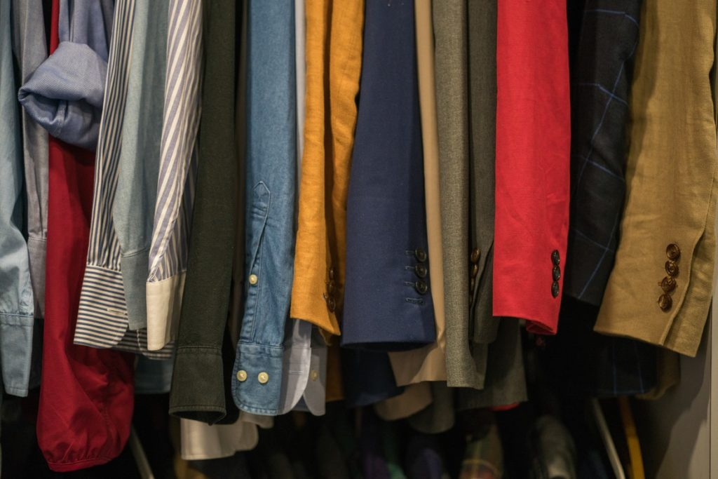 خزانة ملابسك تحتوي على كنوز دفينة