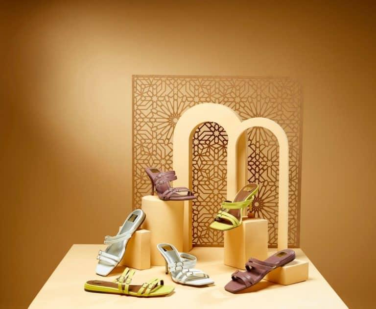 مجموعة تصميمات للمرأة العربية