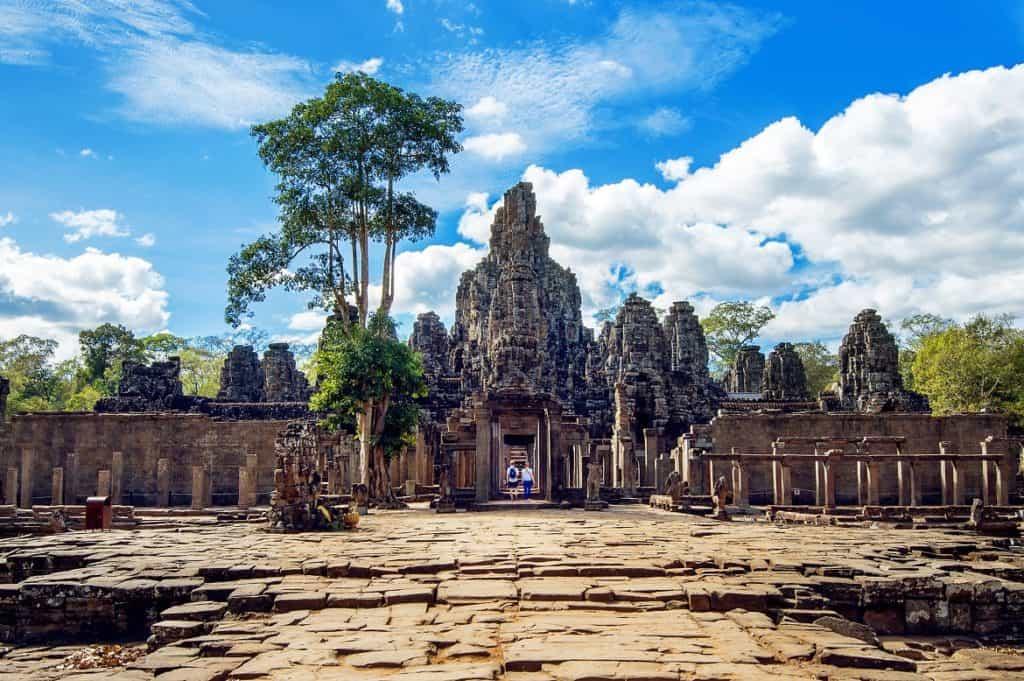 كمبوديا أجور كوت