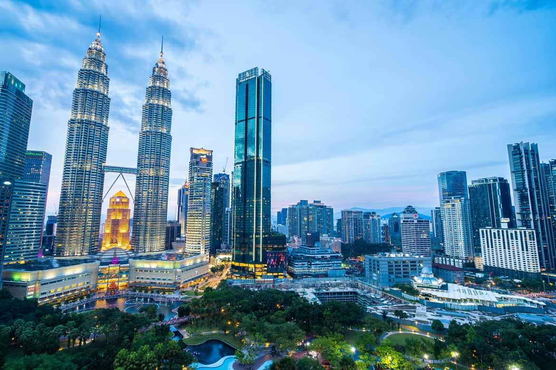 المسافرون العرب يفضلون ماليزيا