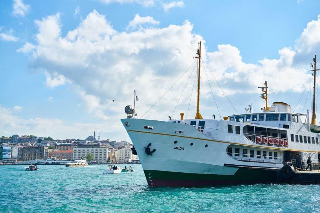 مضيق البسفور السياحة في تركيا