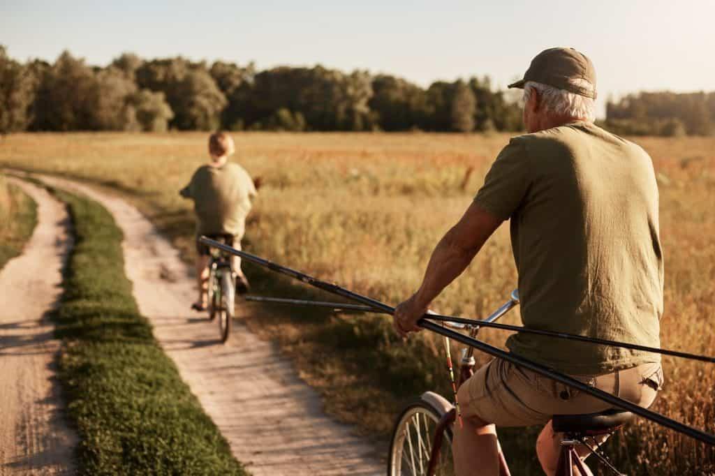 الدراجات الهوائية تناسب جميع الاعمار