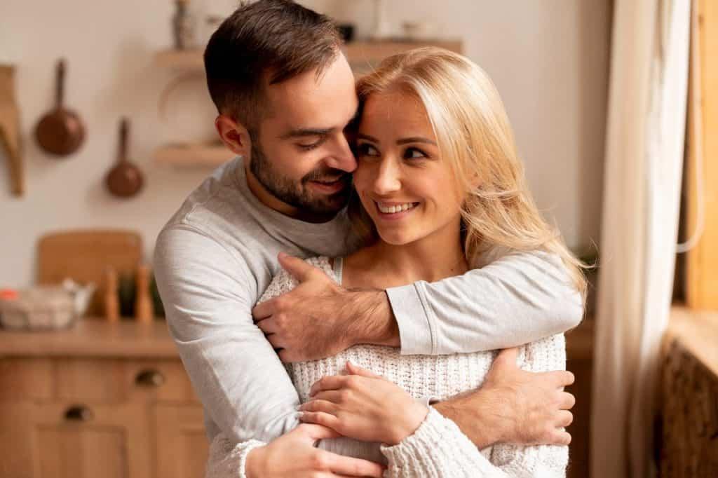 الحب دعامة قوية الحياة الزوجية