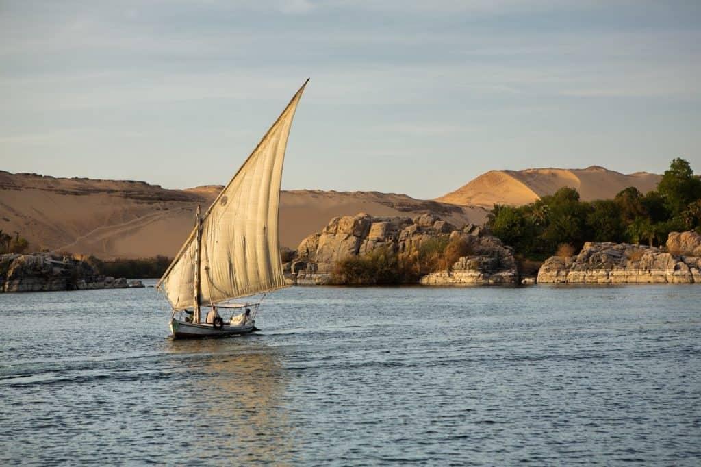 نهر النيل السياحة في مصر