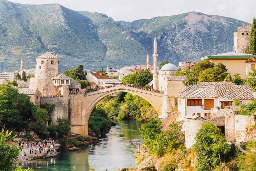 أفضل الوجهات السياحية البوسنة والهرسك