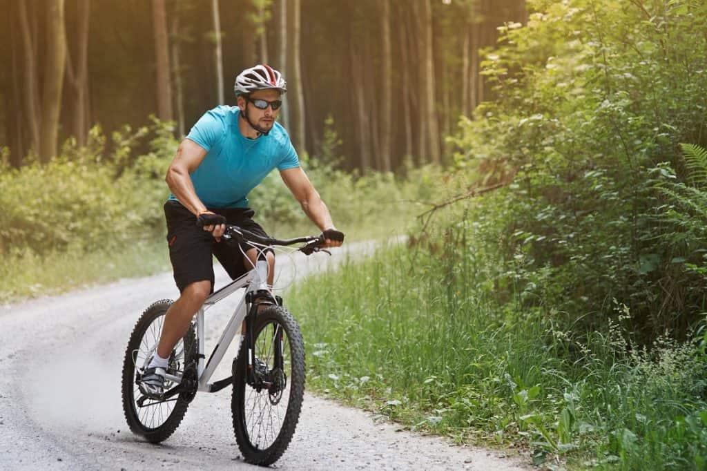 ركوب الدراجات الهوائية