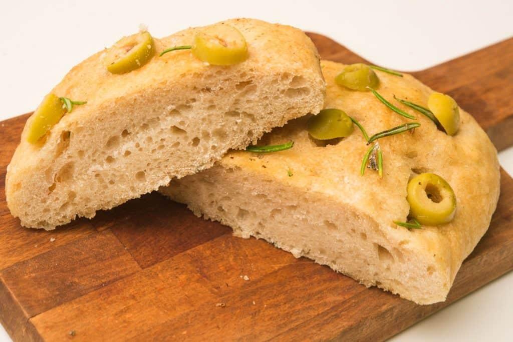 خبز مصنوع من قشور القطوناء