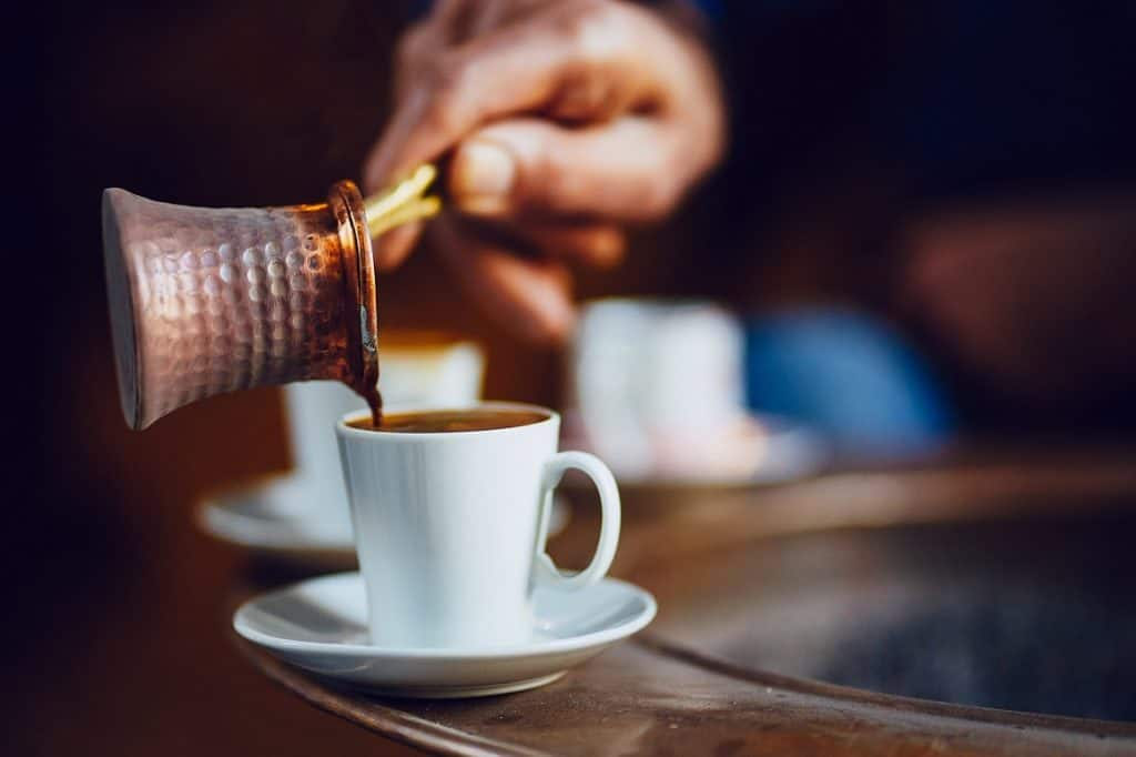 القهوة وزيادة معدل الحرق