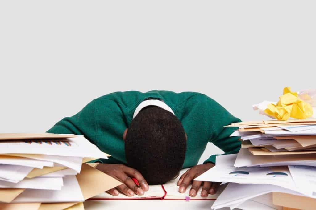 كيف تتغلب على ضغوط العمل