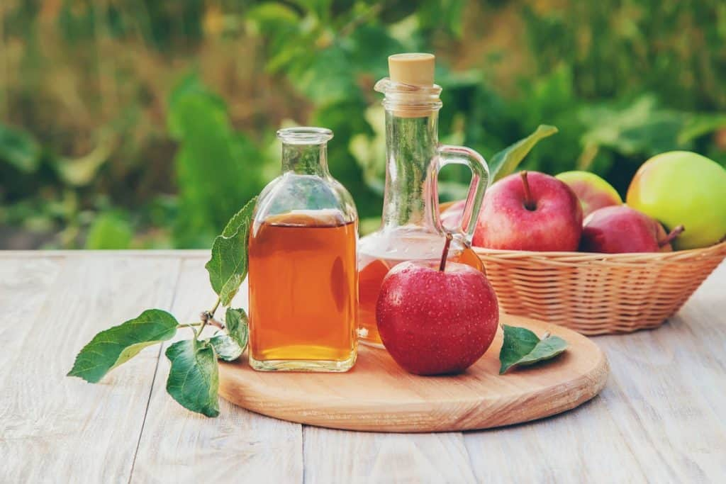 خل التفاح الطبيعي