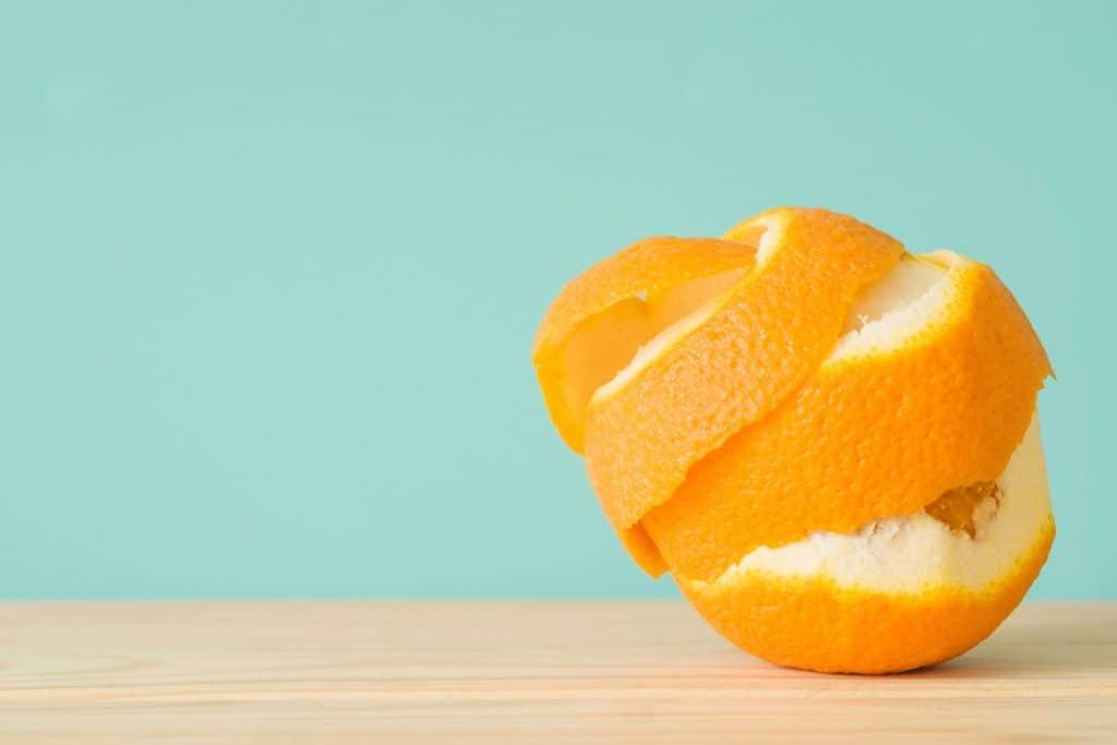 قشور الفاكهة