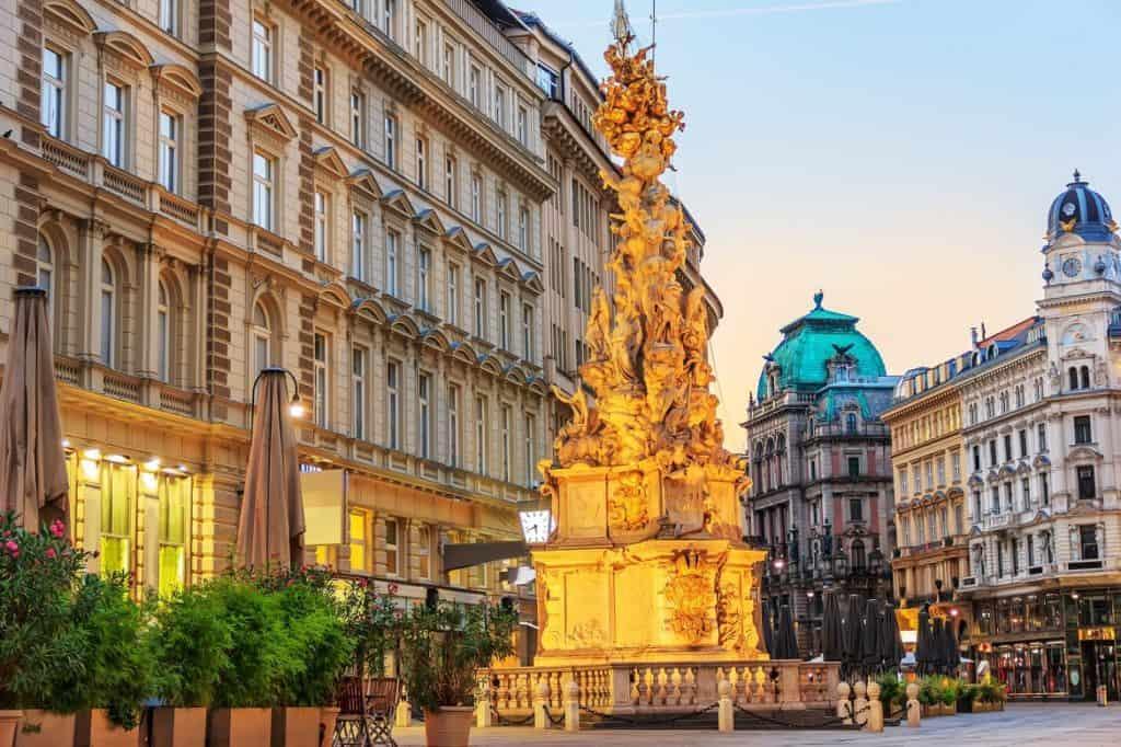 فيينا من أجمل مدن العالم السياحية