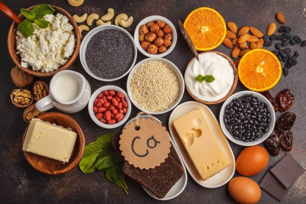 أطعمة تحتوي على الكالسيوم للرجال والنساء