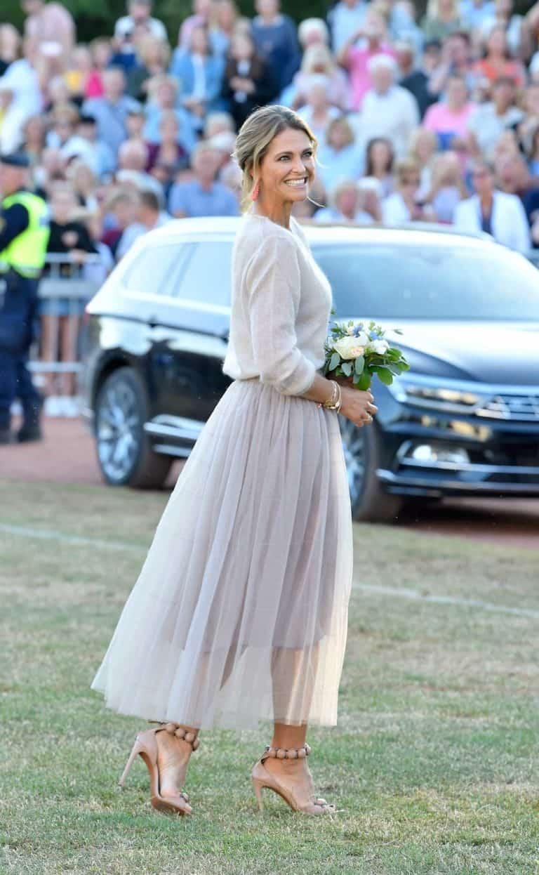 أميرة السويد مادلين