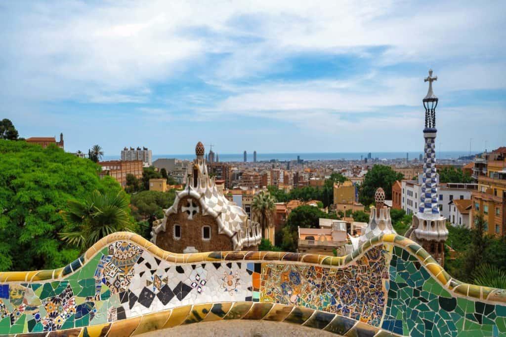 برشلونة من أجمل مدن العالم السياحية