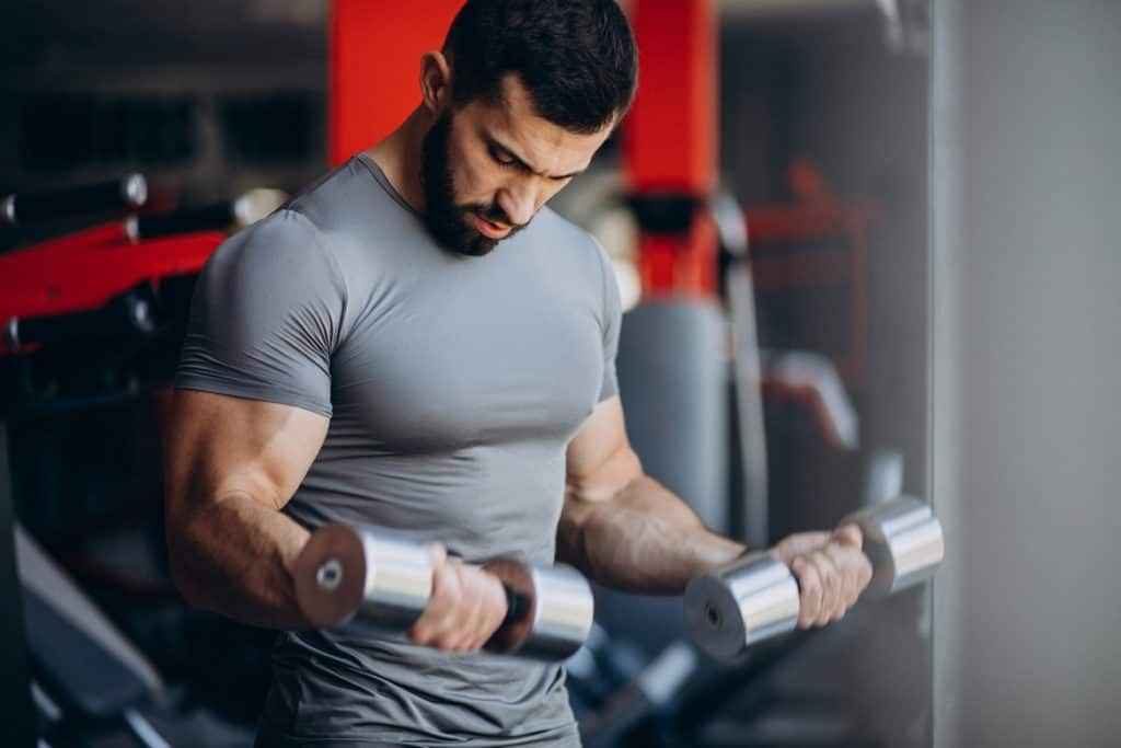 بناء وتضخيم العضلات